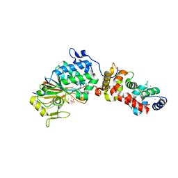 Molmil generated image of 3ll8