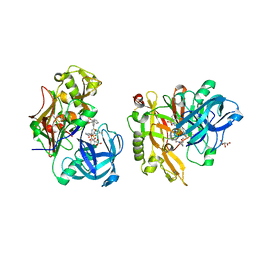 Molmil generated image of 3lpk