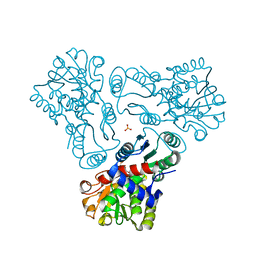 Molmil generated image of 3m5c