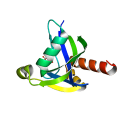 Molmil generated image of 3mcf