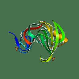 Molmil generated image of 3mfa