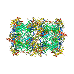 Molmil generated image of 3mg0