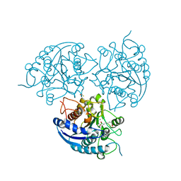 Molmil generated image of 3mmr