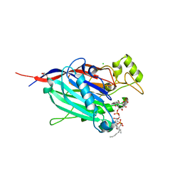 Molmil generated image of 3mtc