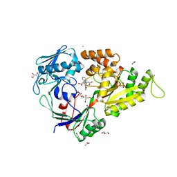 Molmil generated image of 3mvw