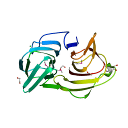 Molmil generated image of 3myx