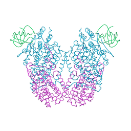 Molmil generated image of 3n1x