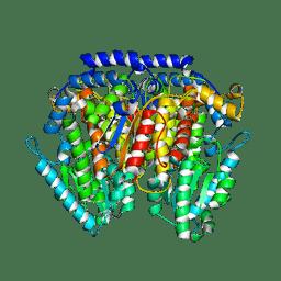 Molmil generated image of 3nbu