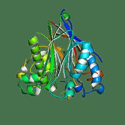 Molmil generated image of 3ngo