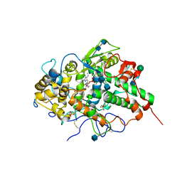 Molmil generated image of 3niu