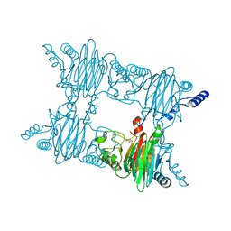 Molmil generated image of 3njz