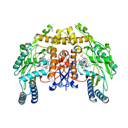 Molmil generated image of 3nlf