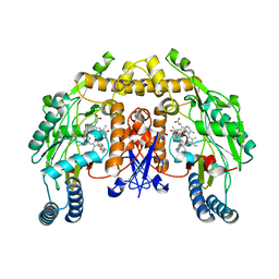 Molmil generated image of 3nlm