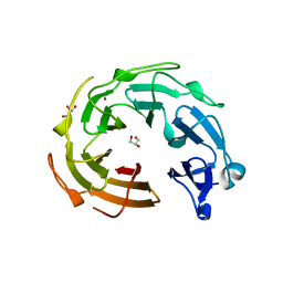 Molmil generated image of 3no0