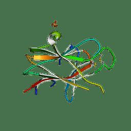 Molmil generated image of 3nru