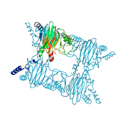 Molmil generated image of 3nst