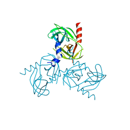 Molmil generated image of 3num