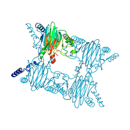 Molmil generated image of 3nvc