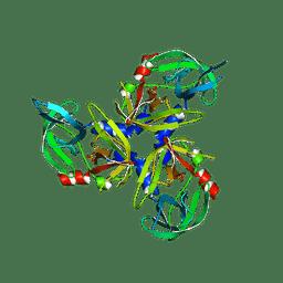 Molmil generated image of 3nwu