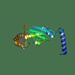 Molmil generated image of 3o2u