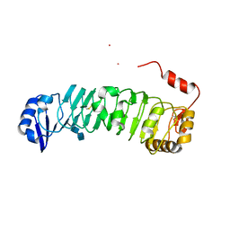 Molmil generated image of 3o53
