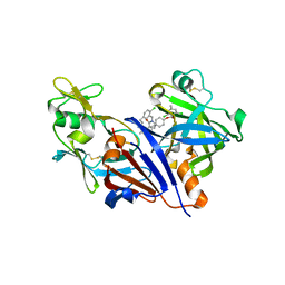 Molmil generated image of 3o9l