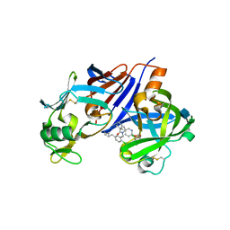 Molmil generated image of 3oag
