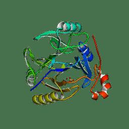 Molmil generated image of 3oaj