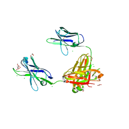Molmil generated image of 3oaz