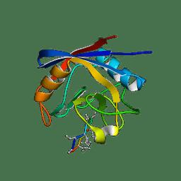 Molmil generated image of 3odi