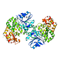 Molmil generated image of 3okf