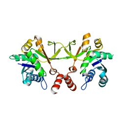 Molmil generated image of 3okr