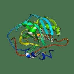 Molmil generated image of 3okv