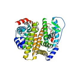 Molmil generated image of 3osa