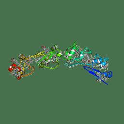 Molmil generated image of 3ov0