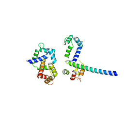 Molmil generated image of 3oxq