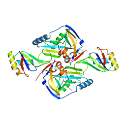 Molmil generated image of 3p6y