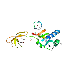 Molmil generated image of 3p8b
