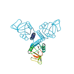 Molmil generated image of 3paq