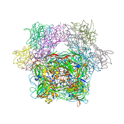 Molmil generated image of 3pcn