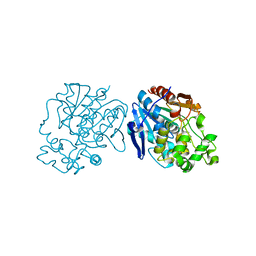 Molmil generated image of 3pdc