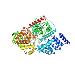 Molmil generated image of 3pe4