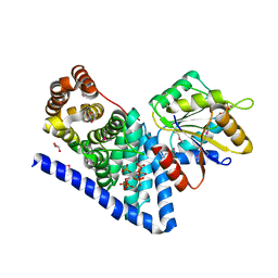 Molmil generated image of 3pev