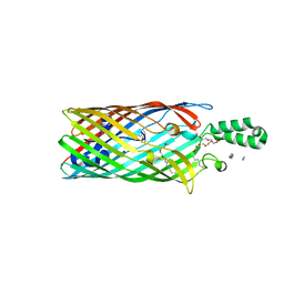 Molmil generated image of 3pf1