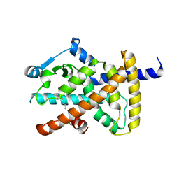 Molmil generated image of 3po9