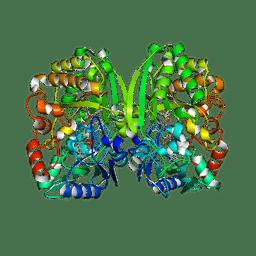 Molmil generated image of 3pqb