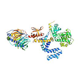 Molmil generated image of 3psc