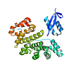 Molmil generated image of 3psp