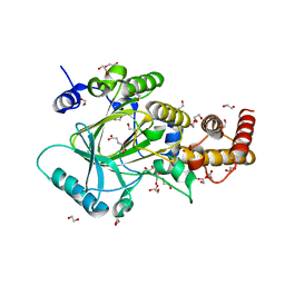 Molmil generated image of 3pu3