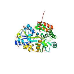 Molmil generated image of 3q25